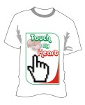 Kaos Touch my heart